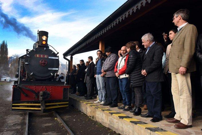 En Esquel se reunieron los concejales que Chubut Somos Todos tiene en toda la provincia.