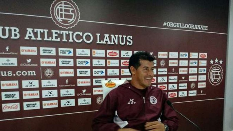 Jorge Almirón asegura que la final con San Lorenzo será un sufrimiento para los hinchas de los dos equipos.