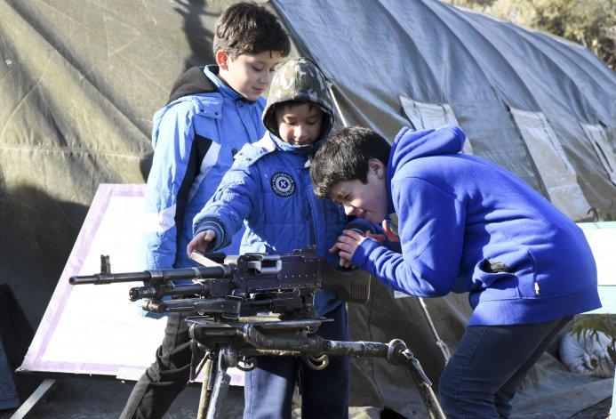 Hoy se celebra el 206 Aniversario del Ejército Argentino