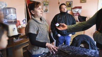 Roxana Techera denunció que su hijo fue golpeado y desfigurado en la comisaría de Kilómetro 8.