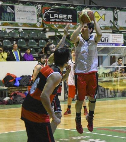 El básquetbol local tuvo intensa actividad el último fin de semana por el torneo Apertura.