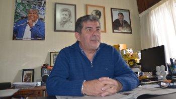 El dirigente sindical y diputado nacional, Jorge Taboada, se pronunció a favor de medidas extremas para que Nación tome nota de las demandas patagónicas.