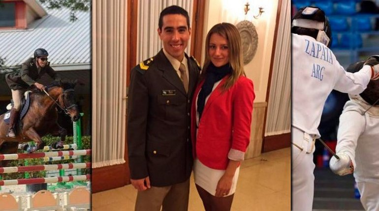 Un matrimonio representará a Argentina en una disciplina histórica