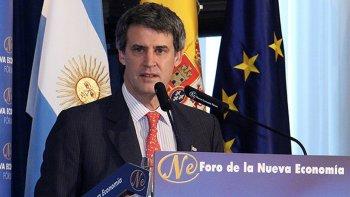 prat gay pidio perdon en espana por la expropiacion de ypf