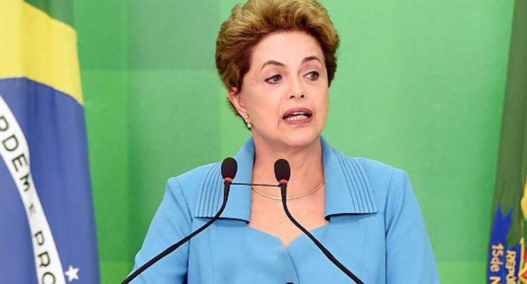 La suspendida Presidenta de Brasil cuestionó al Gobierno interino.