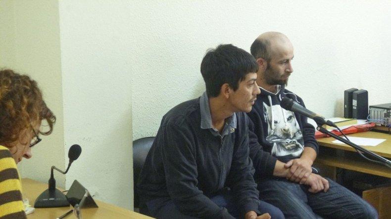 Rodrigo Soto y Diego Serrano fueron declarados culpables por el homicidio de Tamara Copa y el martes 7 se discutirá la cantidad de años que pasarán en la cárcel.