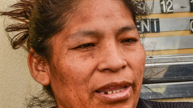 Sandra Copa: siempre creí en la Justicia
