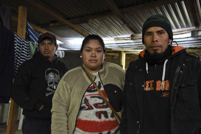 Maricruz y sus hermanos ofrecieron su versión sobre la situación que atraviesan sus padres quienes están detenidos por presunta trata de persona.
