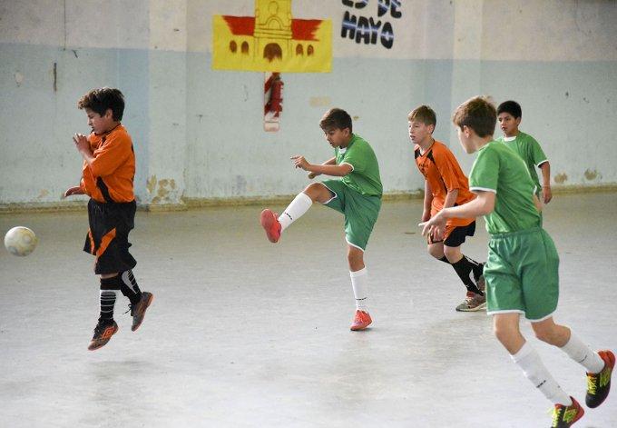Los más chicos comenzarán los cruces del torneo Apertura 2016 de la Asociación Promocional.