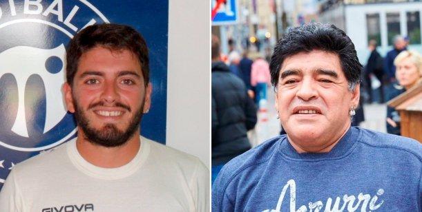 Diego Maradona le puso una medida cautelar a Diego Jr. para que no lo nombre en Showmatch