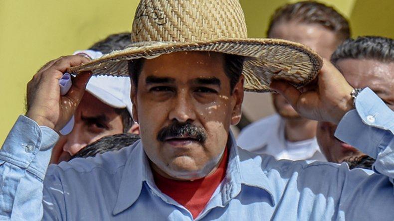 El presidente de Venezuela respondió con dureza al titular de OEA.