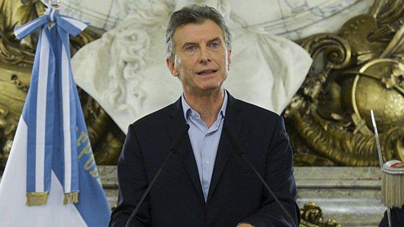 Tras la arritmia, Macri retoma este lunes su agenda