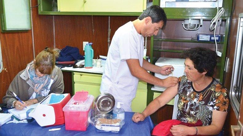 En Comodoro quedan pocas vacunas y sólo para los grupos de riesgo