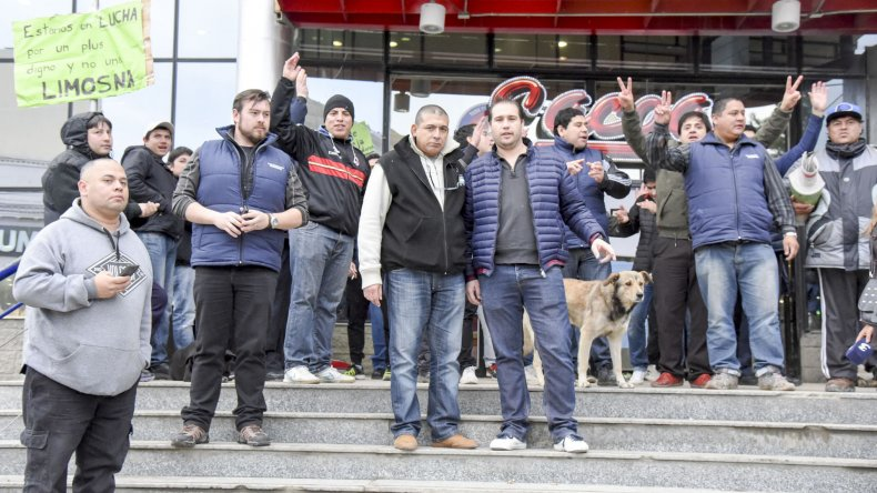 Vigiladores ratifican medidas de fuerza para la próxima semana
