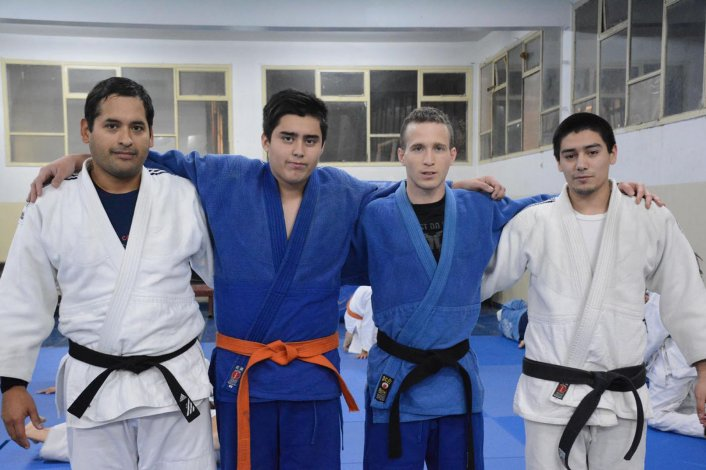 El judo local tuvo presencia en el campus nacional desarrollado en Buenos Aires.