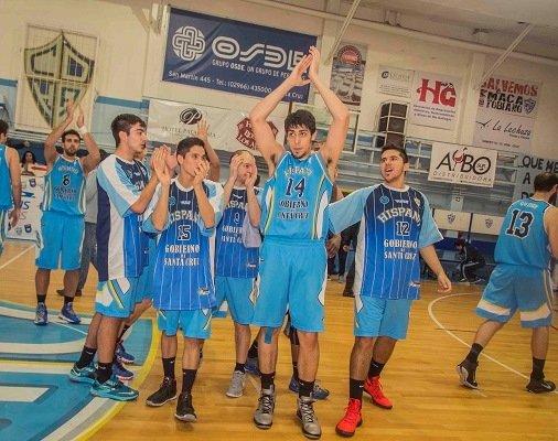 Hispano Americano de Río Gallegos festejó en el segundo partido ante los cordobeses. La serie por el ascenso a la LNB está 1-1.
