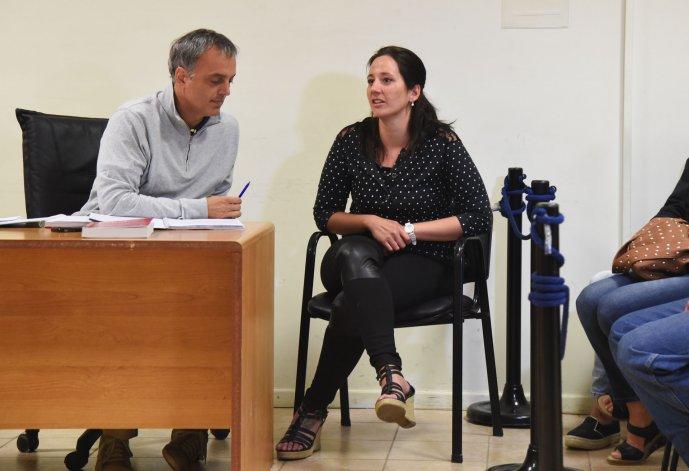 Nadia Dahlel Kesen finalmente irá a juicio. Actualmente cumple arresto domiciliario