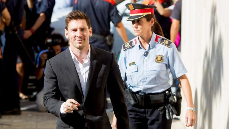 Lionel Messi puede estar un poco más tranquilo