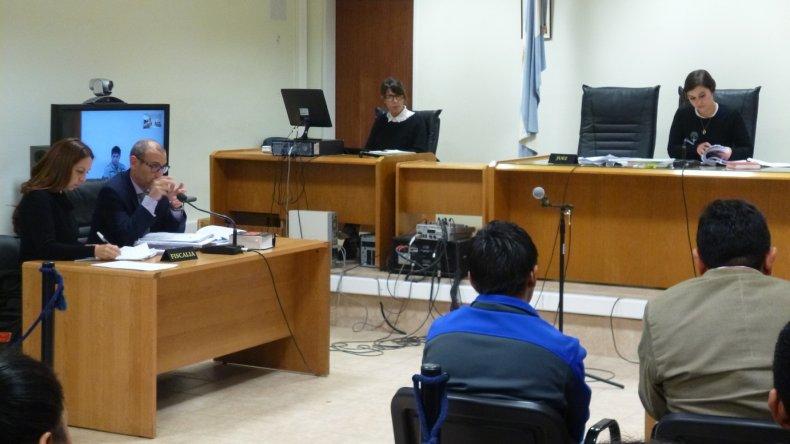Los tres coimputados por el crimen de Axel Barra continuarán presos