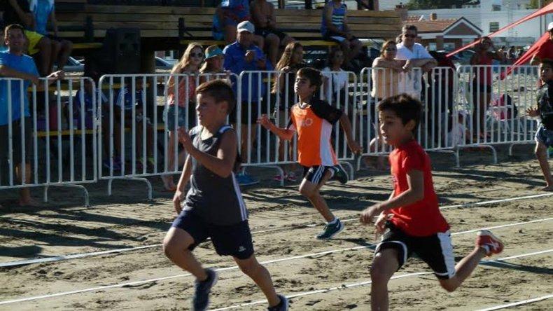Mañana se llevará a cabo un nuevo torneo playero de atletismo.
