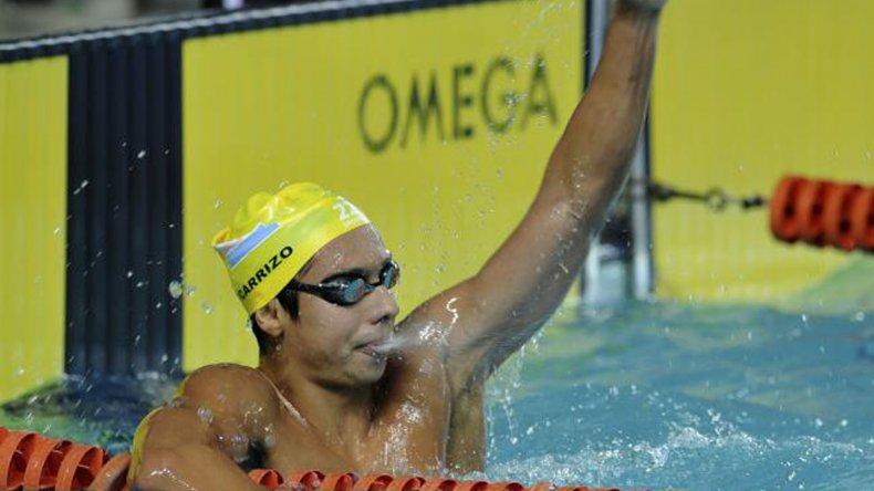 Martín Carrizo no estará en los Juegos Olímpicos por un dóping positivo.
