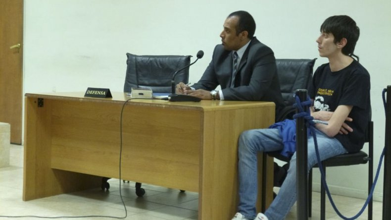 Ivés Rodríguez cumple ocho años de prisión efectiva por el homicidio de Carlos Torres