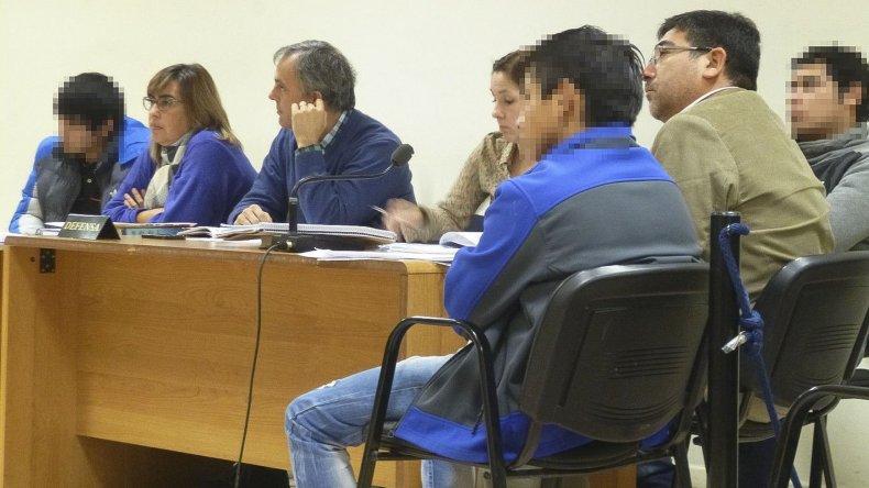Seguirán presos los implicados en el crimen de Axel Barra.