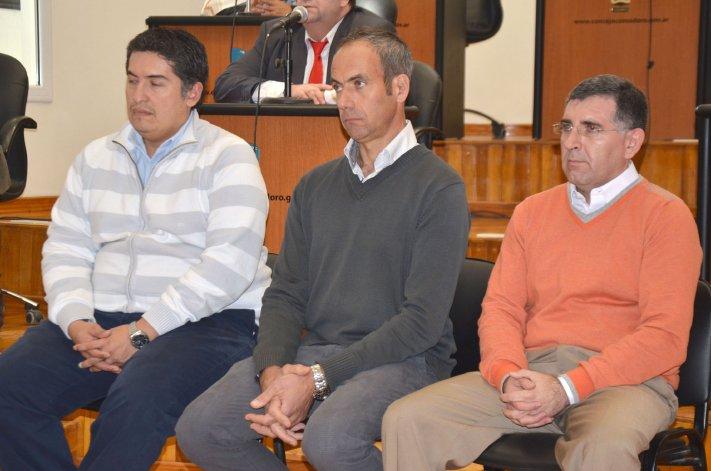 El acto de jura se realizó ayer en el Concejo Deliberante.