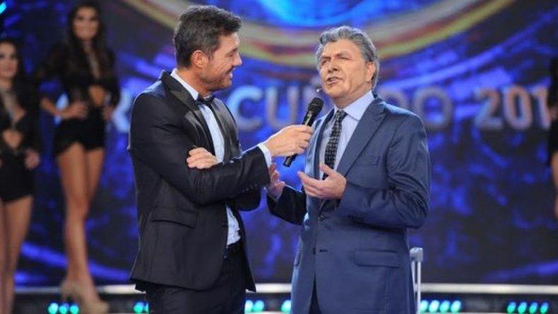 Así fue la genial imitación de Freddy Villarreal a Mauricio Macri