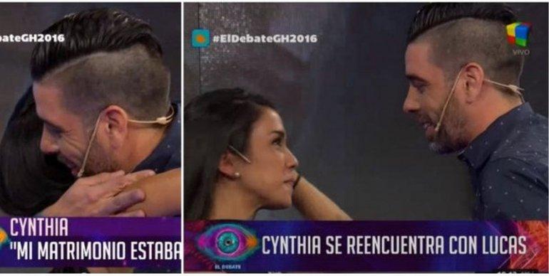 La incómoda situación de Cynthia en el Debate