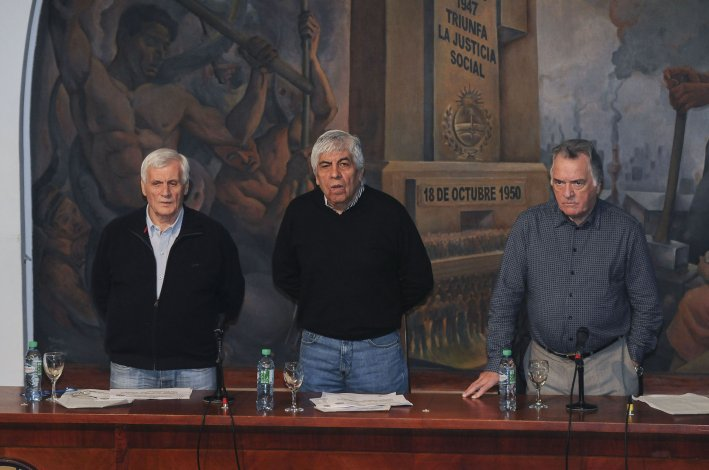 Comité Central Confederal de las tres CGT