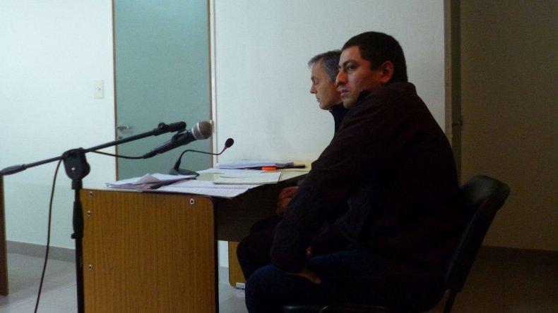 Víctor Hugo Alcaina fue beneficiado con la reducción
