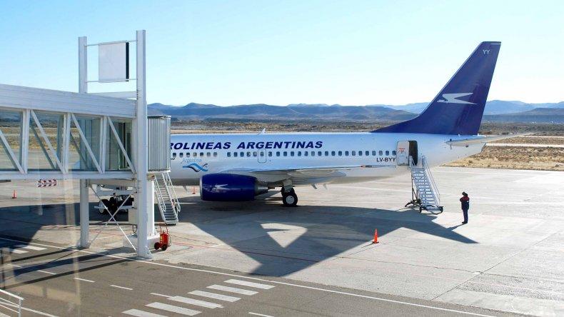 Aerolíneas también provocó inconvenientes en Comodoro a partir de su decisión de dejar de volar a Cuba.