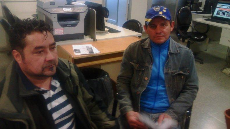 Francisco Vidal y Jorge Lara requieren una comunicación formal de la empresa a la cual siguen vinculados tras el accidente de 2014.