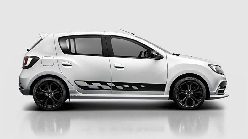 Lanzamiento: Renault Sandero R.S. 2.0 en Argentina