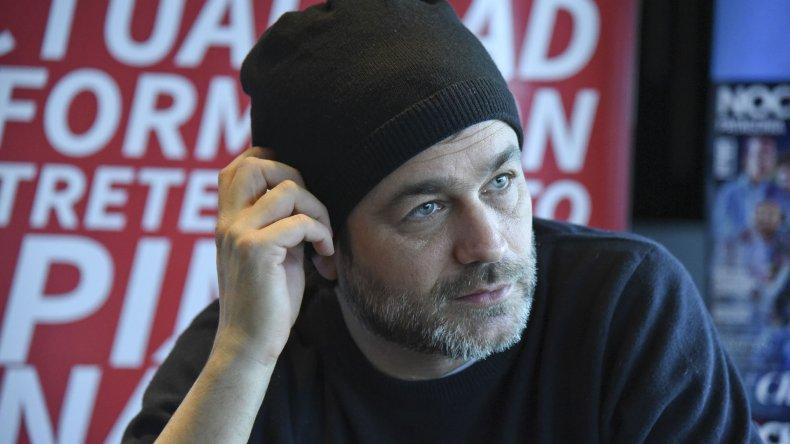 El actor Gastón Pauls sostuvo que no pretende ser un docente de teatro