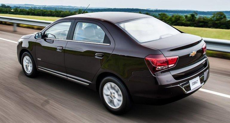 El Chevrolet Cobalt se renueva en Argentina