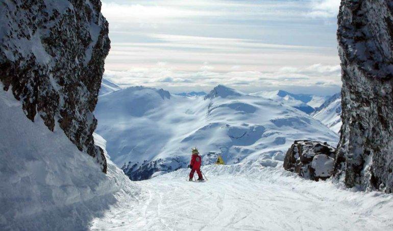 Un plus son sin duda los increíbles paisajes que ofrece Ushuaia.