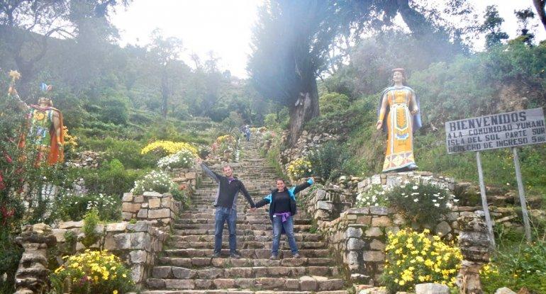 Son muchos los lugares sagrados y con historias interesantes que se pueden recorrer