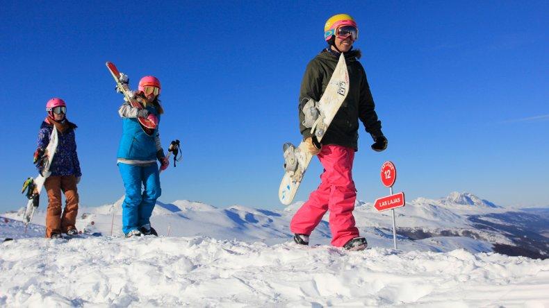 Cerro Castor es sin dudas un destino para toda la familia este invierno.