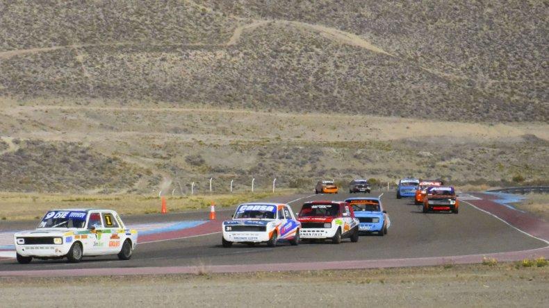 Nicolás DElía se llevó la segunda serie del TP 1100cc y continúa cómodo en la punta del campeonato.