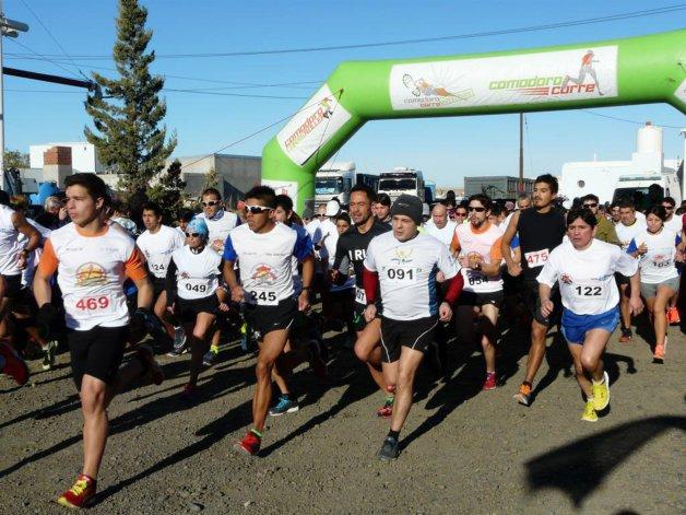 Se espera la participación de unos 200 runners.