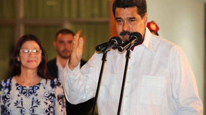 El presidente venezolano en la VII Cumbre de la Asociación de Estados del Caribe.