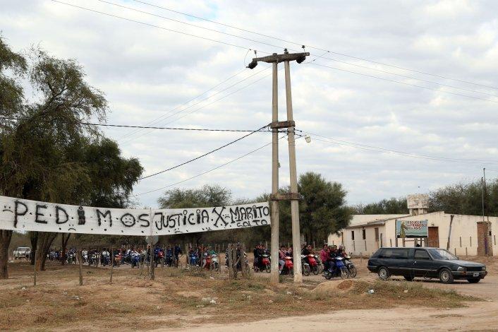 Vecinos piden justicia por Marito.