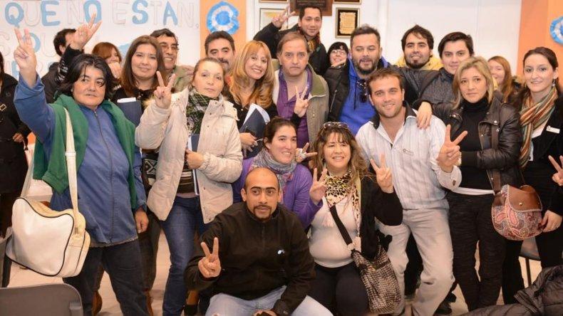 Integrantes de la Juventud Peronista de distintas localidades de Chubut debatieron ayer en Comodoro Rivadavia.