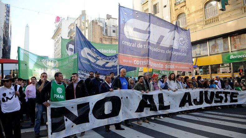 Mayo fue un mes donde trabajadores de todo el país salieron en forma masiva a las calles para luchar por sus derechos.