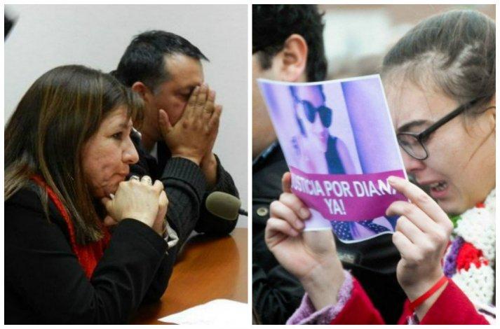 Confirman ADN del taxista bajo las uñas, el pelo y el saco de Diana Rojas