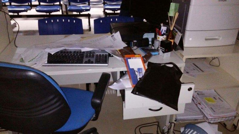 Actos de vandalismo en sedes de la ANSES