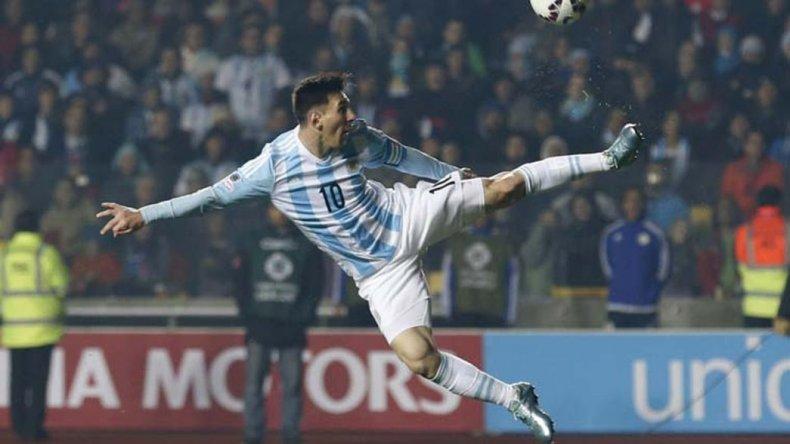 Confirmado: Messi no jugará de titular esta noche