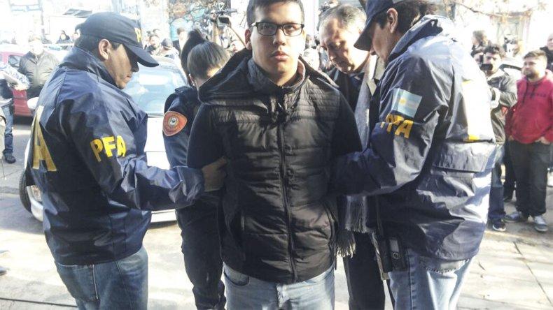 Los investigadores aseguraron que Machuca era buscado desde hace casi tres años.